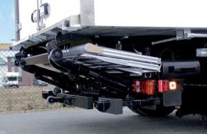 contrôle et maintenance hayon poids lourds et utilitaires
