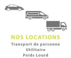 location de véhicules utilitaires et poids lourd