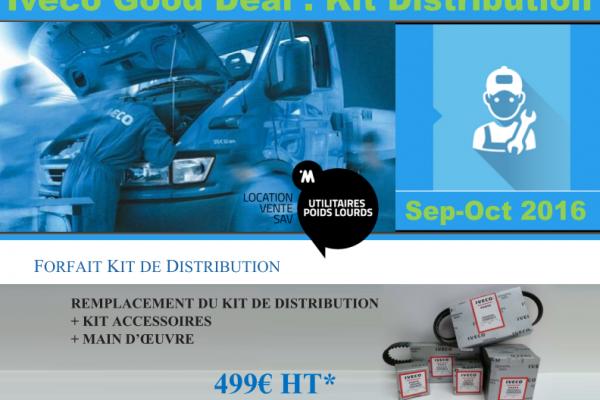 Opération distribution